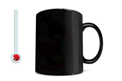 DC Comics Justice League (Wonder Woman Bombshell) Morphing Mugs Heat Sensitive Mug