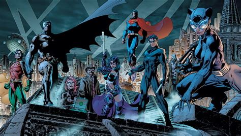 Poster Komik Jim Lees Batman Hush 2 40x60cm review batman hush comics authority
