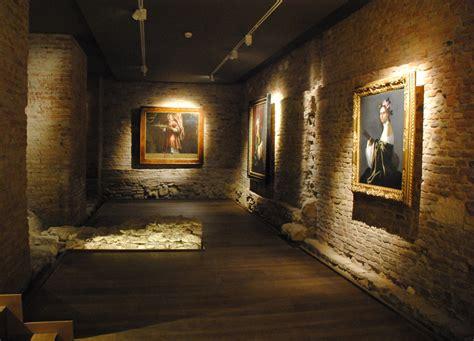 illuminazione museo havells sylvania per il museo civico di vicenza arketipo