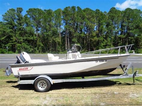 boston whaler boats for sale craigslist boston whaler new and used boats for sale in georgia