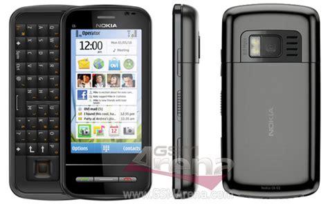 Hp Nokia C6 Terbaru Nokia C6 01 Dengan Kamera 8mp Dan Dual Led Flash