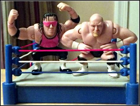 Figure Wwf Grudge Match Steve Cold Vs Bret Hart my collection hasbro remco and more updated wrestlingfigs figure forums