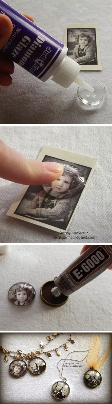household diy projects for less than 50 diy photo pendants these photo pendants are actually