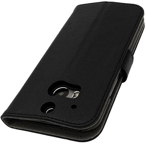 Flip Cover For Htc One M8 pu leather wallet flip cover holder for htc one m8