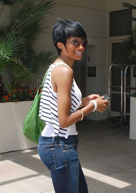 hairstyle for short hair on jeans black women with short hairstyles hairstyle for black women