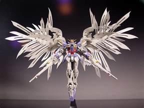 Gundam Wing Zero Papercraft - mobile suit gundam wing papercraftsquare free