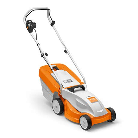 lightweight electric lawn mower rme 235 lightweight electric lawn mower for small lawns