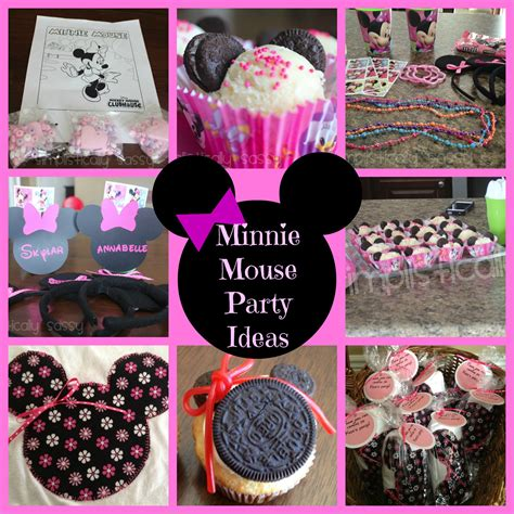 party themes minnie mouse minnie mouse party ideas events to celebrate
