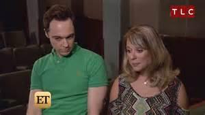 tedesa caputo siblings the big bang theory s jim parsons gets emotional after