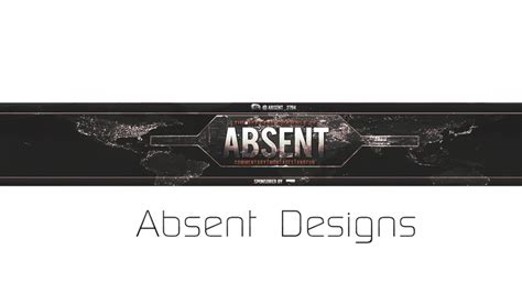 Home Designs 2d Banner S Absent Designs