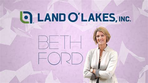 Land O Lakes Mba Internship by Land O Lakes Inc Promotes Beth Ford As Executive