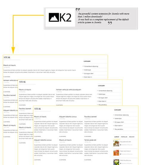 template joomla zaga zaga responsive onepage restaurant template cms themes