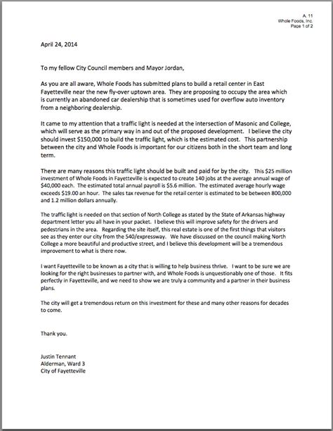Letter Of Intent Whole Foods Traffic Signal Approved For New Whole Foods Store In Fayetteville Fayetteville Flyer