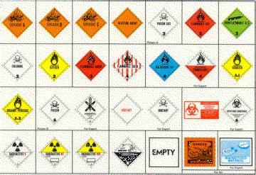 dot hazardous materials table learn know hazardous material signage survivalist forum