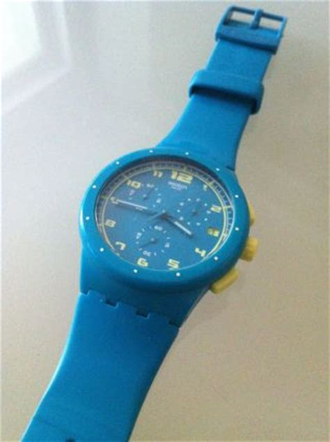 Swatch Chrono Plastik Susl400 swatch uhren