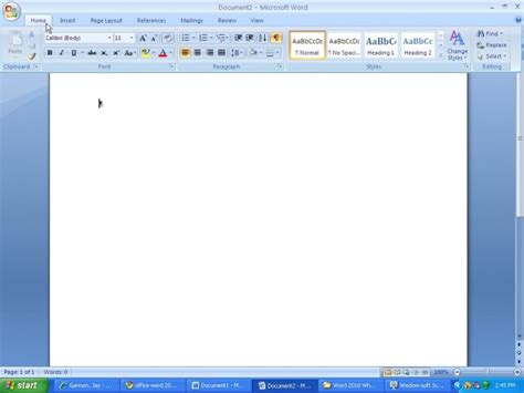 Windows Office Word Microsoft Word 2010 Review What S New In Word 2010
