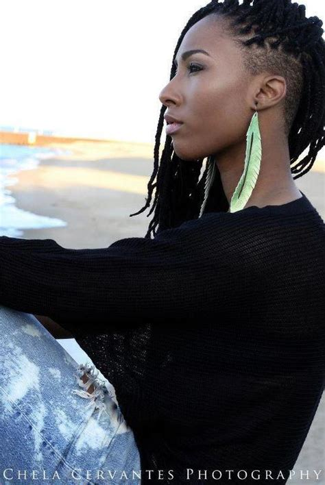 shaved dreadlock styles 101 ways to style your dreadlocks art becomes you
