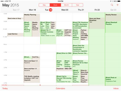Shared Calendar For Couples Shared Calendars In Ios On Ipads And Iphones Biztech Sherpa
