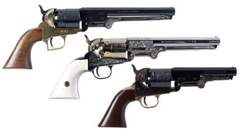 Assassins Creed 24 Bv welcome to the world of weapons colt 1851 navy revolver