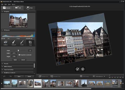 avs photo editor edit   apply effects
