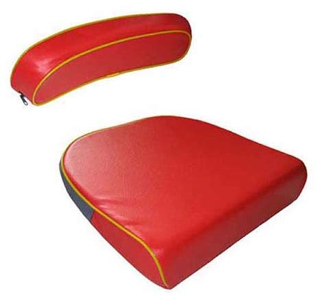 tractor seat cushion david brown tractor seat cushion back rest yellow