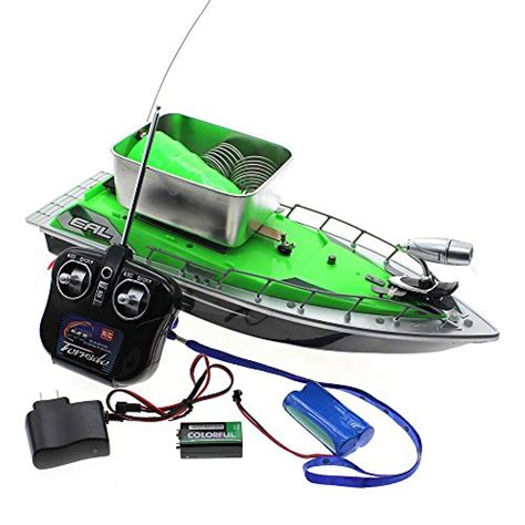 rc boats for fishing mmrm mini rc fishing bait boat 200m remote control fish