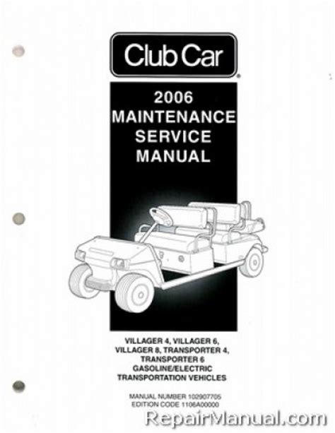 club car transportation ds villager