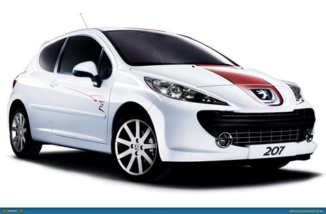 Hdi Peugeot Ausmotive 187 Limited Edition Peugeot 207 Hdi Le Mans Series