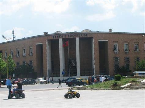 tirana bank banking national bank of albania tirana