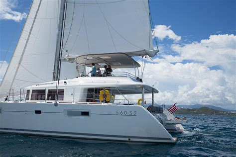 virgin islands catamaran charter azulia ckim group - Virgin Island Catamaran Charters