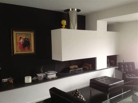 cheminee moderne design cheminee moderne foyer ouvert