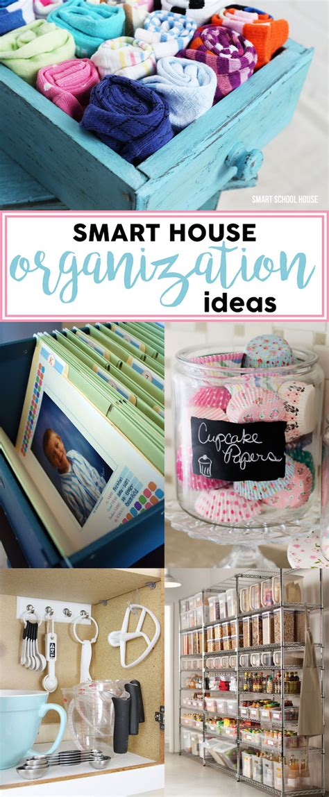 smart house ideas smart house organization ideas