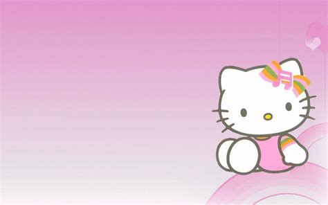 wallpaper hello kitty yang bagus hello kitty wallpapers pink wallpaper cave