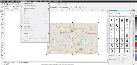 cara membuat mind map di coreldraw seorang anggun membuat peta lokasi dengan bantuan google