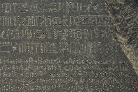 rosetta stone facts the rosetta stone uncovering history