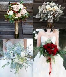 Christmas Wedding Bridal Bouquets » Ideas Home Design