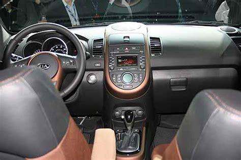 kia soul interni new york auto show kia motors kia soul interni e plancia