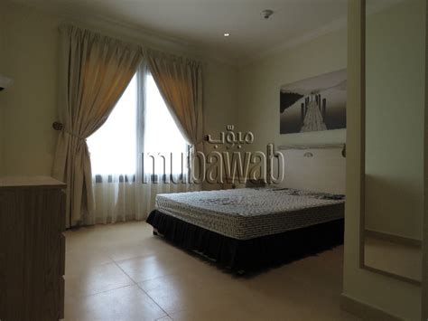 one bedroom for rent 1 bedroom apartment for rent the pearl qatar mubawab