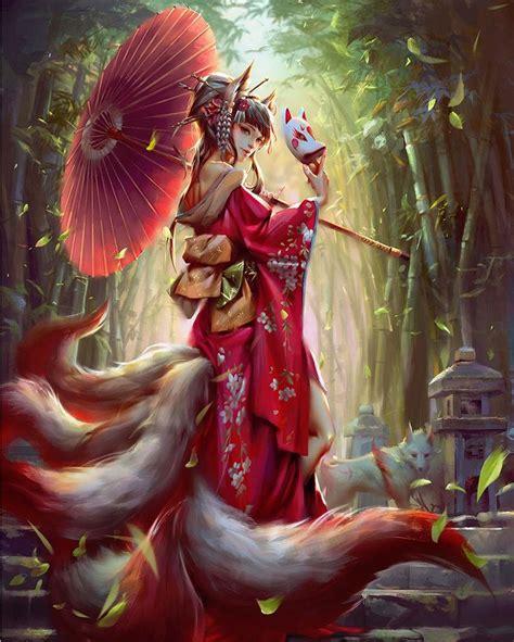 anime fantasy 343 best oni images on pinterest character art