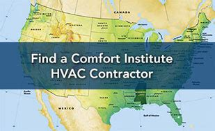 comfort institute hvac home duct performance contractors comfort institute