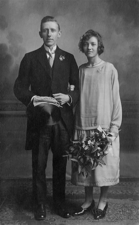Jouke en Marie van der Veer - Histoarysk Koudum