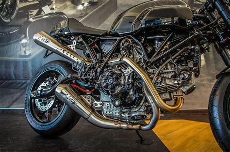 Motorrad Umbau Auf Zahnriemen by Umgebautes Motorrad Ducati Sport 1000 Zweiradparadies