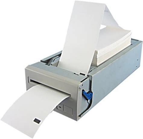 Printer That Folds Paper - megatron np345 fan fold paper printer