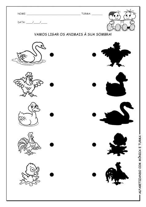 Atividades sobre o patinho feio para educação infantil
