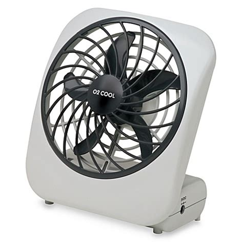 battery powered fan amazon 02 cool 174 battery operated 5 quot personal fan bed bath beyond