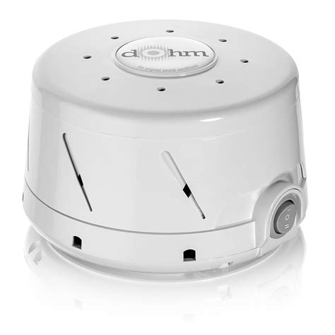 New Marpac Dohm Ds Natural White Noise Actual Fan Inside