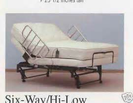 Craftmatic Adjustable Bed Prices Cost To Ship Craftmatic Easy Rest Adjustable Hospital