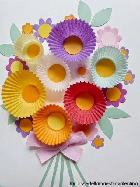 mazzolino di fiori un mazzolino di fiori per la mamma paperblog