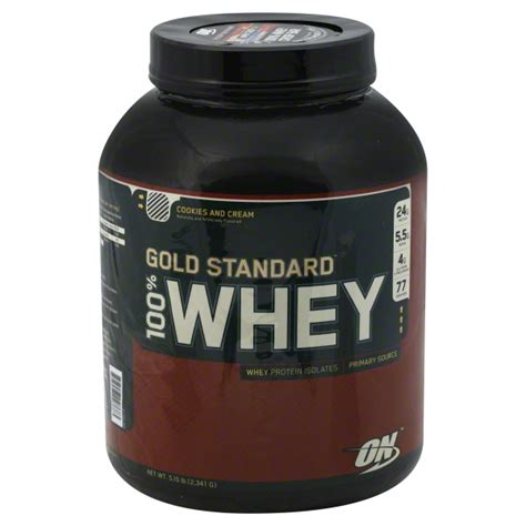 Optimum Nutrition Whey Gold Standard Kaskus Optimum Nutrition 100 Whey Cookies N 5 15 Pounds