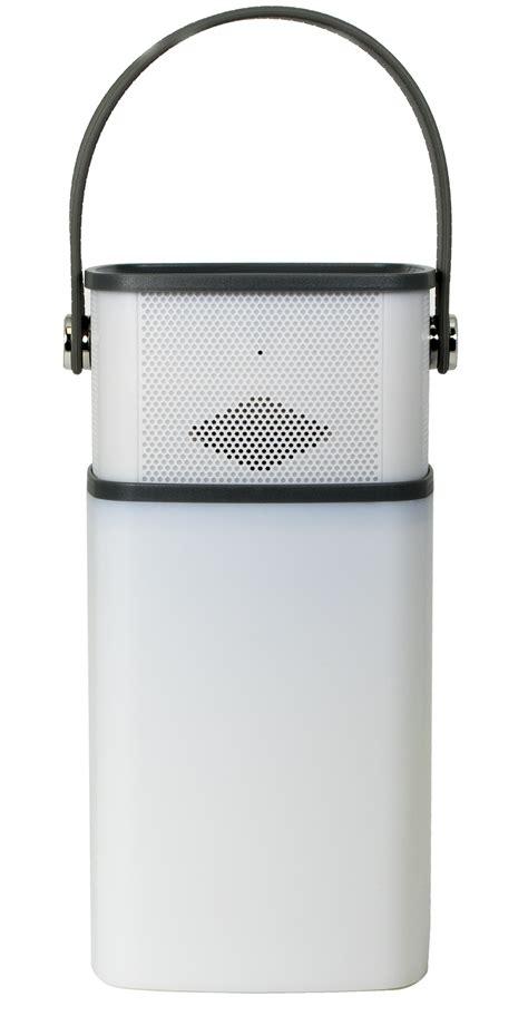 soundlogic xt water resistant bluetooth speaker with led lantern soundlogic xt water resistant wireless bluetooth speaker